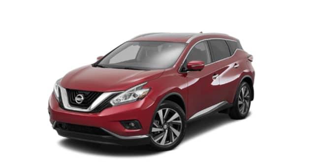 2016 Nissan Murano.