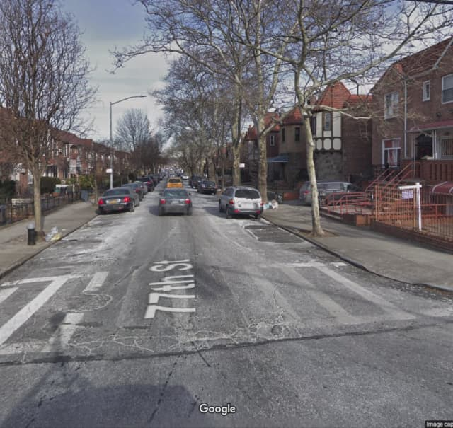 An off-duty Yonkers cop was shot and wounded during a domestic dispute that left two others dead.