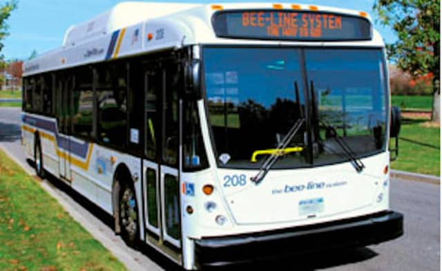 """Westchester residents were urged to travel by bike, bus and train on Friday as part of """"Car Free Day."""""""