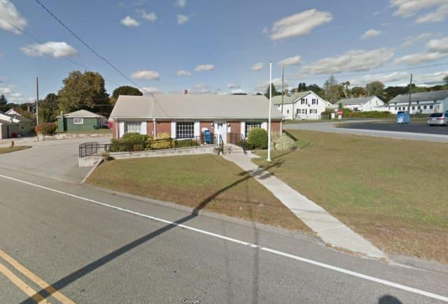 Wauregan Post Office in Plainfield
