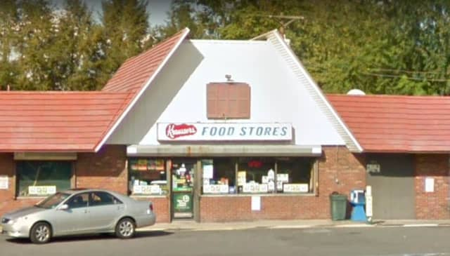 The Jersey Cash 5 ticket winning the $538,792 jackpot was sold at Fair Lawn's Krauszer's Food Store on River Road.