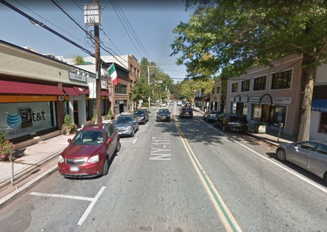 Main Street in Mount Kisco.
