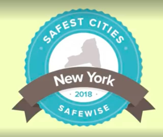 Safewise released its 2018 list of safest cities in New York.