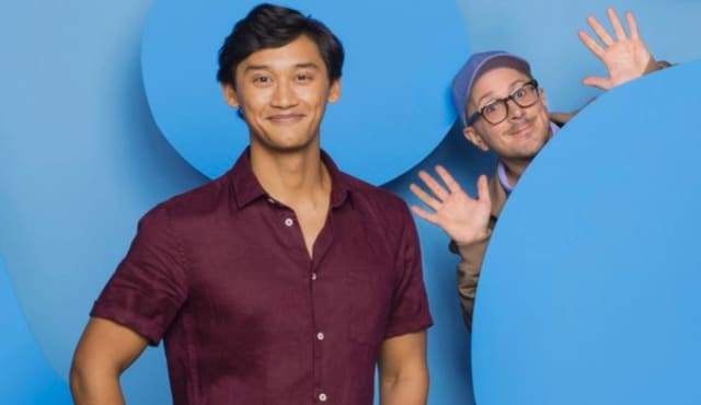 """Josh Dela Cruz of New Milford will be the new """"Blue's Clues and You"""" host."""