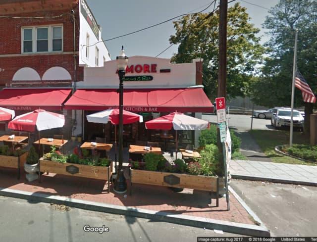 Amore Cucina & Bar in Stamford.
