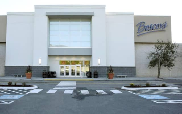A man refused to leave Boscovs after being fired.