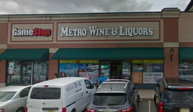 A winning lottery ticket was sold at Metro Wine & Liquors in East Rutherford.