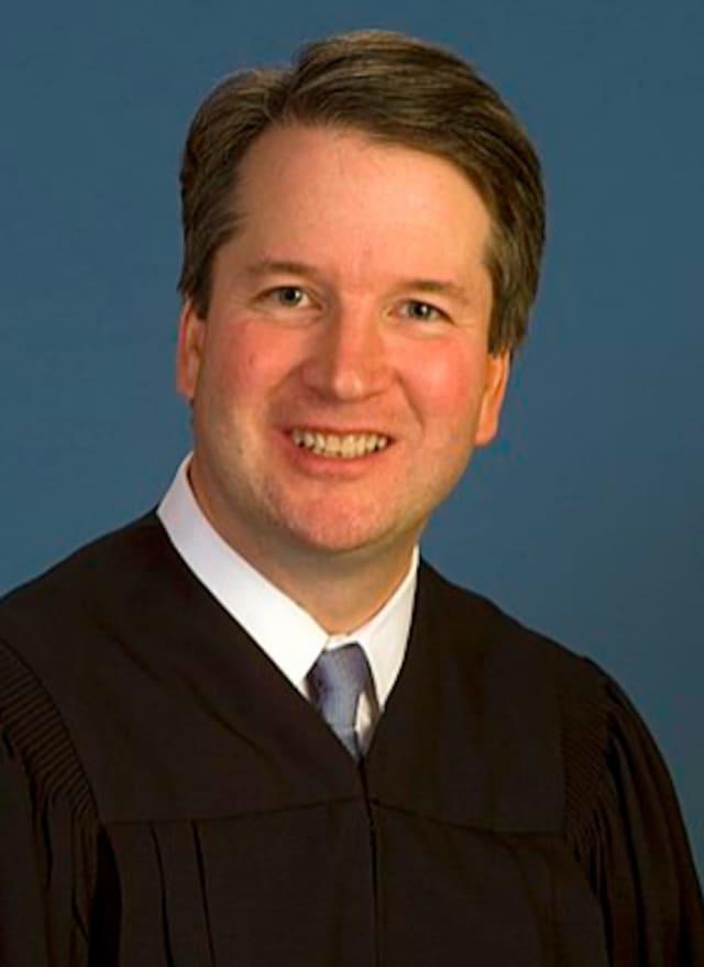 U.S. Supreme Court Justice Brett Kavanaugh