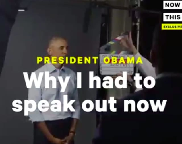 Former President Obama explained why mid-term elections are so important in a new video.