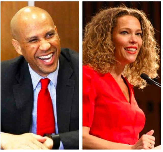 Sen. Cory Booker is rumored to have been dating Chanda Gibson on and off since his campaign for mayor 2002.