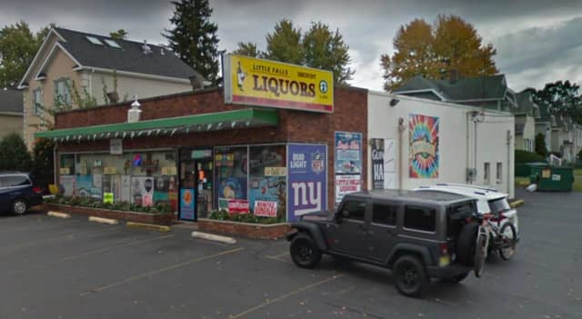 Little Falls Liquors sold a winning lottery ticket from Tuesday's drawing.