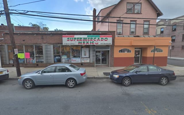 Supermercado Mexico in New Rochelle.