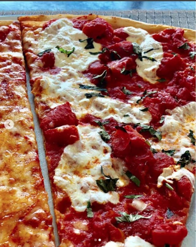 Esposito's Ristorante & Pizzeria on Mamaroneck Avenue in White Plains is the selection for Westchester.