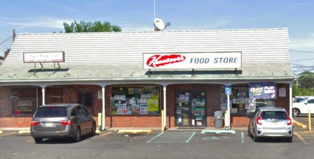 The second-tier prizewinning ticket was sold at  Krauszer's on 7th Street in Clifton.