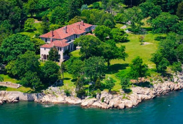 The Great Island Road home puts Connecticut at No. 5 on the list.