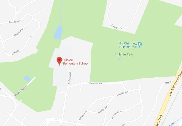 Reports of hunters in the woods near Hillside Elementary has concerned parents and officials.