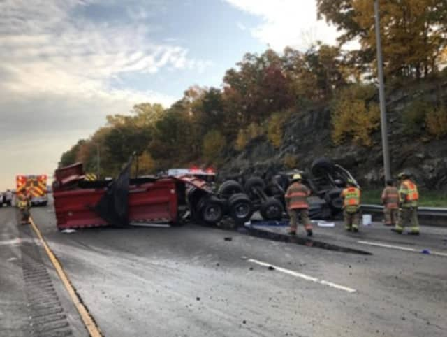 A Middletown man was killed during a crash on I-95