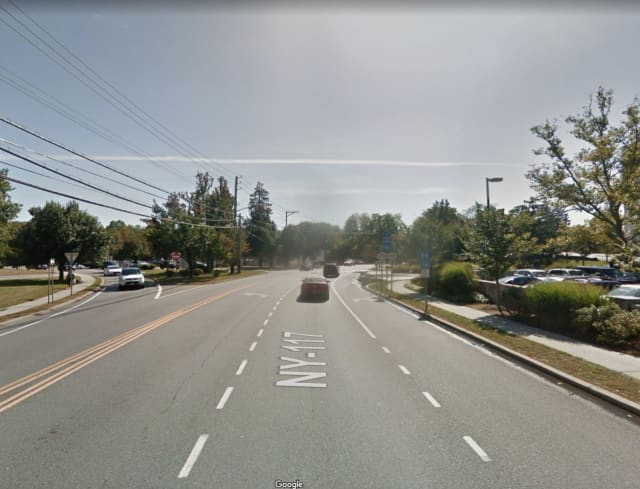 A multi-million dollar project to realign Routes 172 and 117 in Mount Kisco has kicked off in earnest.