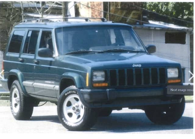 State police are the lookout for a Jeep similar to the one pictured that was involved in a fatal hit-and-run.