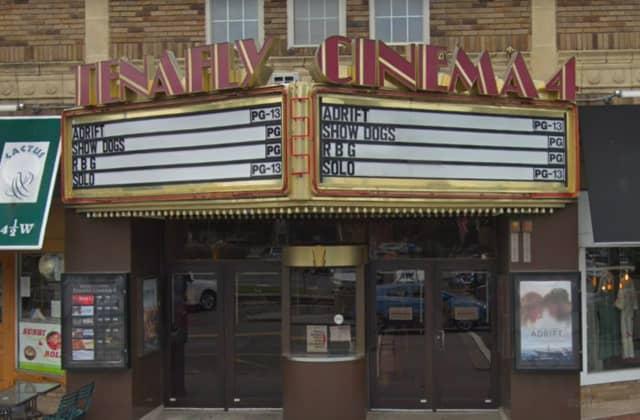 Tenafly's Bow Tie Cinemas.