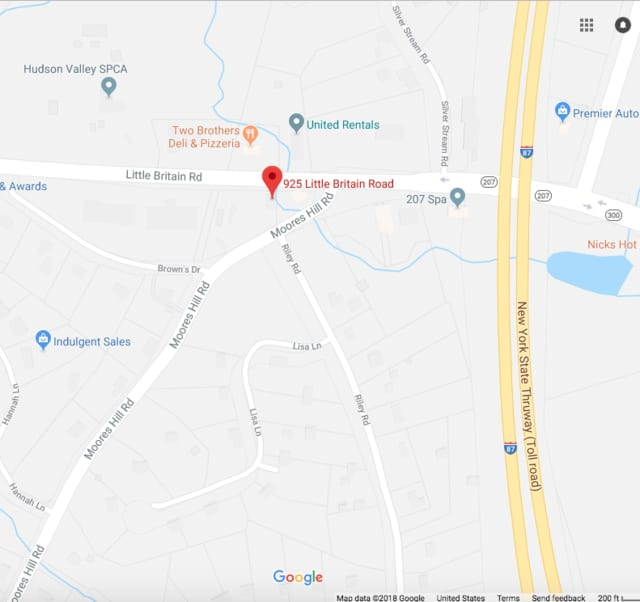 The ring was allegedly being operated out of the Sunset Strip Exotic Dance Club at 925 Little Britain Rd., just west of I-87 in New Windsor.