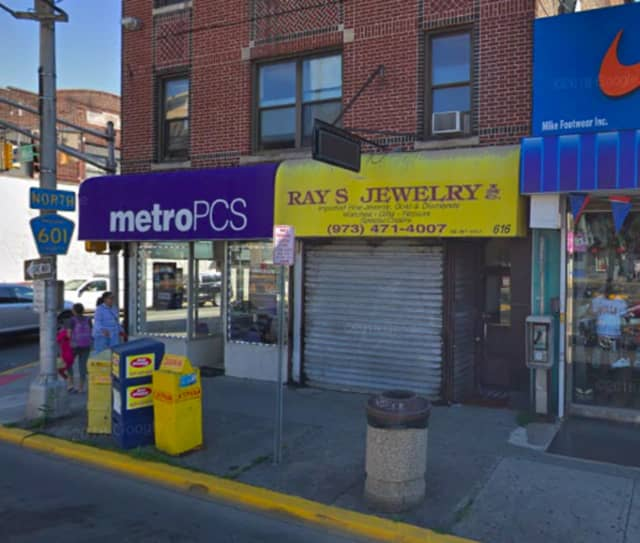 Ray's Jewelry on Main Avenue in Passaic.