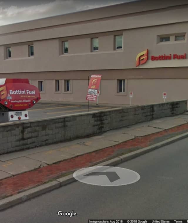 Bottini Fuel's headquarters on West Main Street in Wappingers Falls.