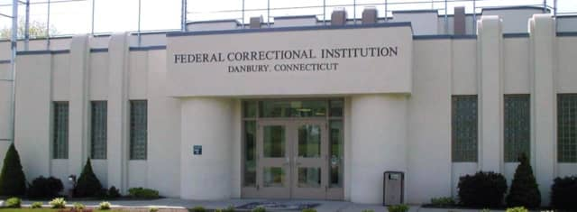 An inmate at the Federal Correctional Institution in Danbury was sentenced for smuggling phones into prison.