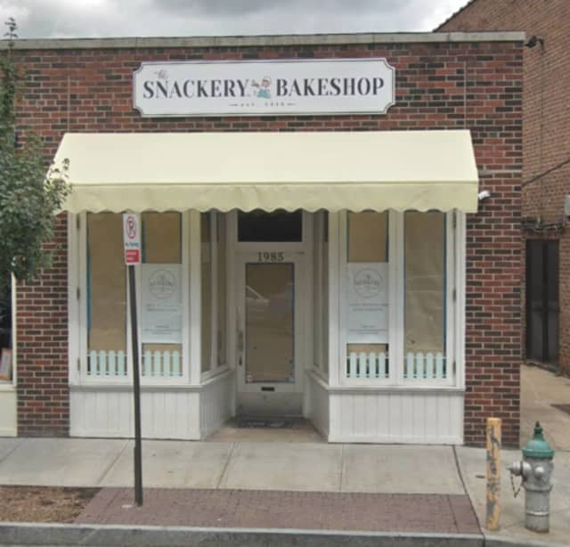 The Snackery Bakeshop, located at 1985 Palmer Avenue in Larchmont
