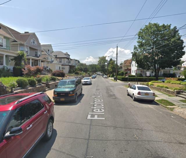 Fletcher Avenue in Mount Vernon.