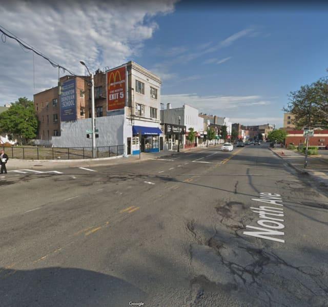 346 North Avenue in New Rochelle.