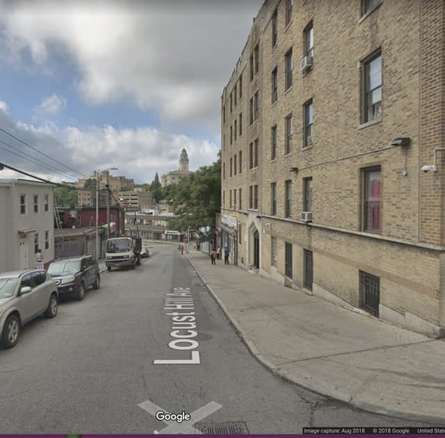 A man was attacked by three others in Yonkers.