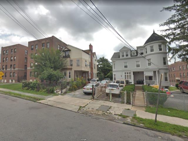 Locust Hill Avenue in Yonkers.