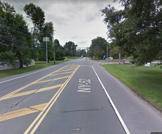 A man suffered severe injuries after being hit by a vehicle.