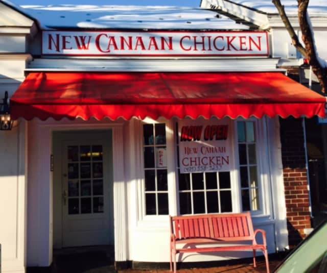 New Canaan Chicken, located at 151 Elm Street