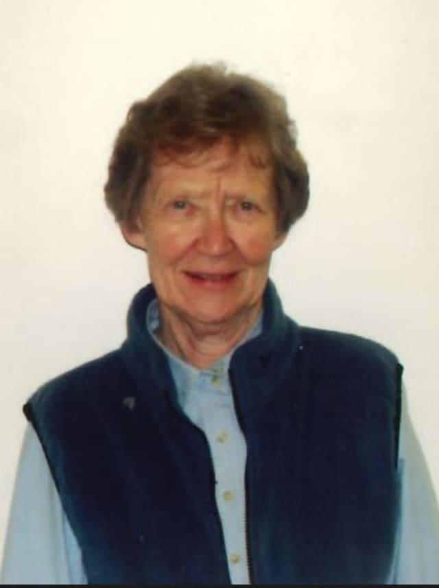 Sister Maria Rieckelman