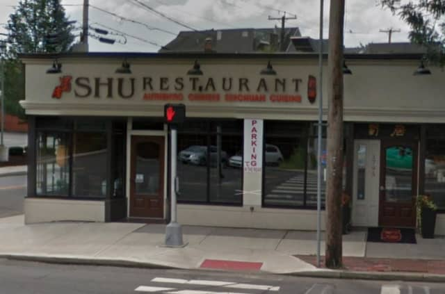 Shu restaurant, located at 1795 Post Road in Fairfield
