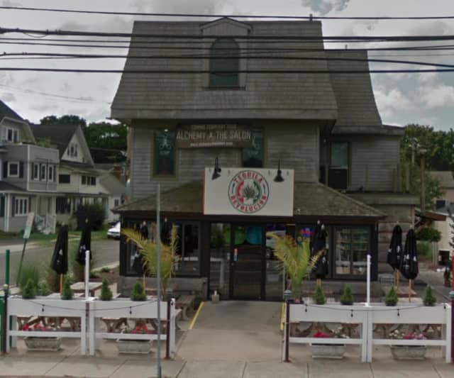 Tequila Revolucion, located at 1851 Post Road in Fairfield