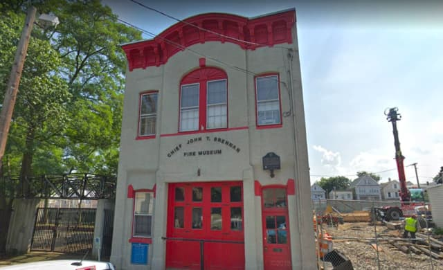 Chief John T. Brennan Fire Museum in Bayonne