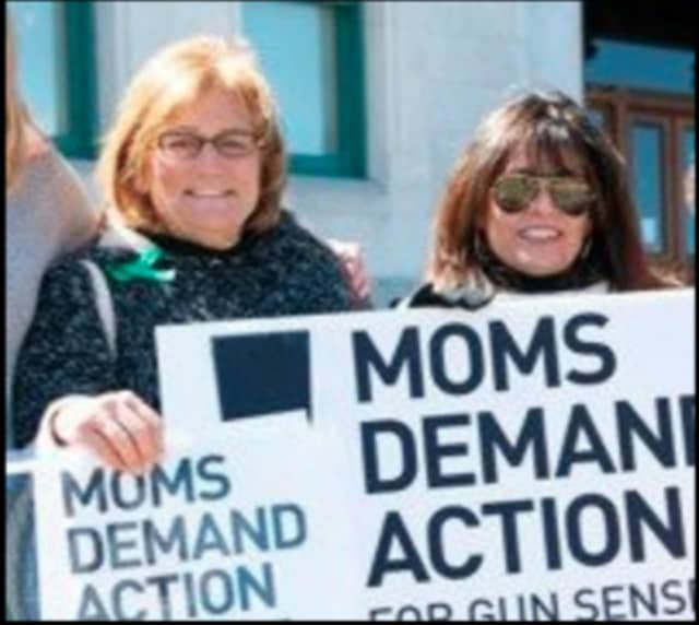 Moms Demand Action For Gun Violence is hosting an event, as part of National Gun Violence Survivor Week, at 2 p.m. Saturday, Feb. 1 at the Yonkers Riverfront Library.