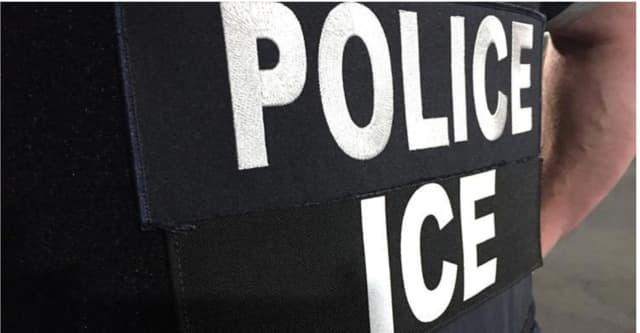U.S. Immigration and Customs Enforcement's ICE Enforcement.