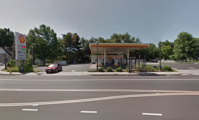 The Devon Shell gas station on Bridgeport Avenue in Milford.