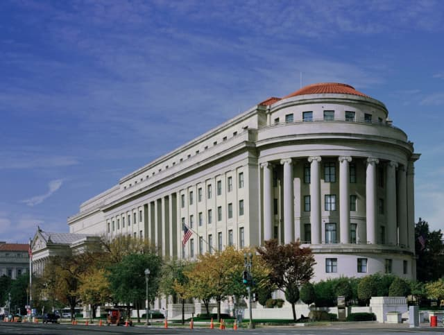 The Federal Trade Commission headquarters