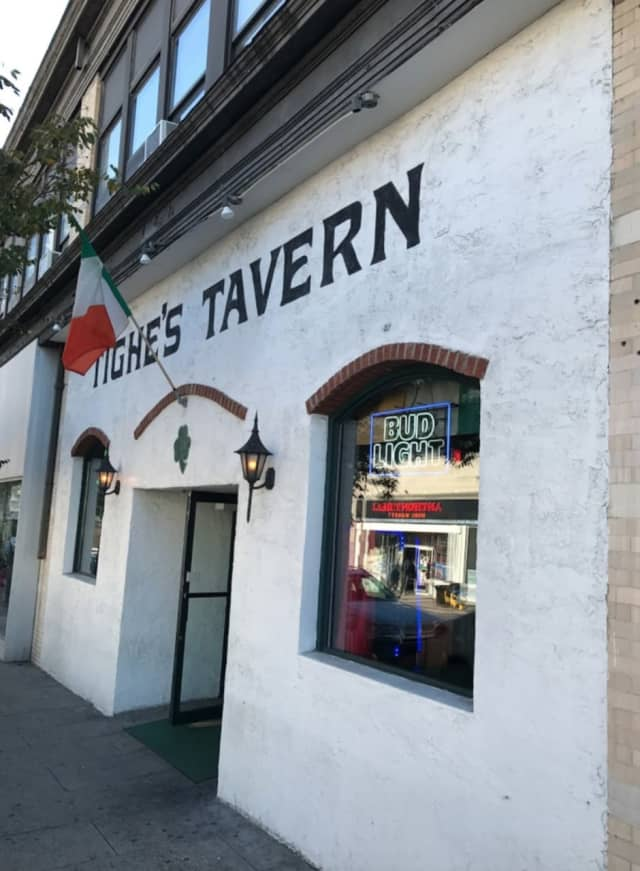 Tighe's Tavern in White Plains.