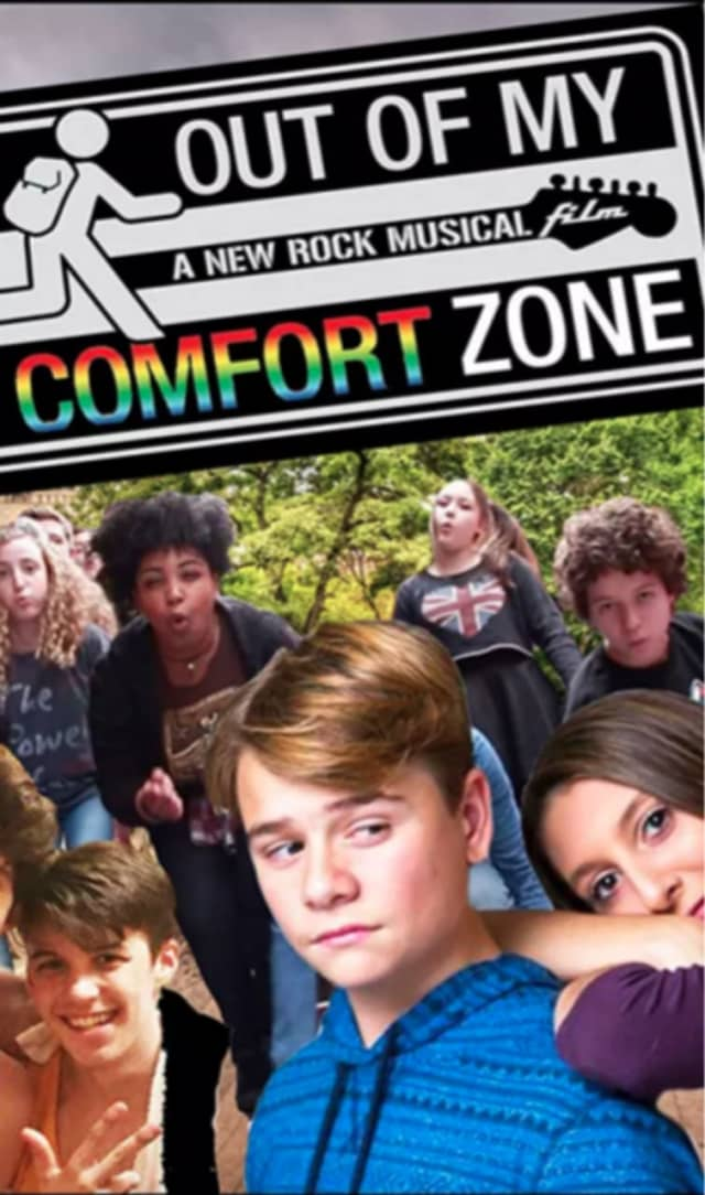 """Out of My Comfort Zone"" cast coming to Northern Westchester to perform musical numbers and participate in audience Q&A"