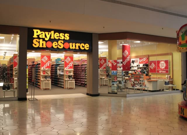 Payless ShoeSource Is Closing 2,300 Stores