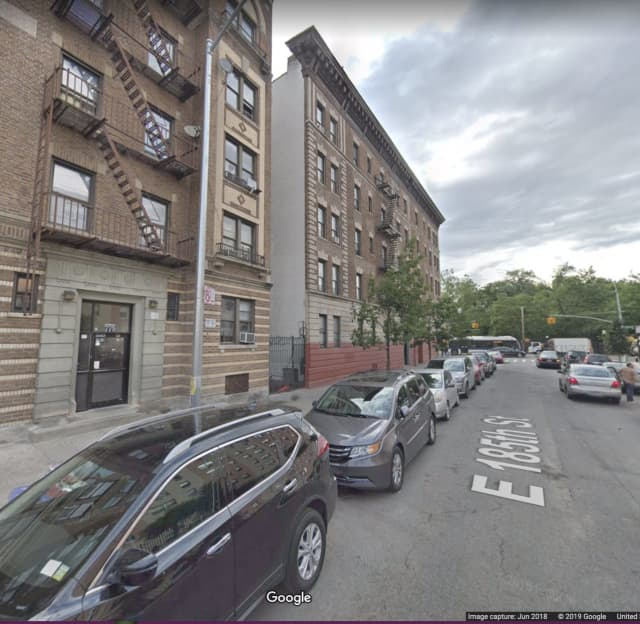 A man who jumped in front of a train in Northern Westchester was wanted in a brutal murder of two at 775 East 185 St. in New York City.