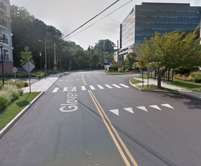 Glover Avenue in Norwalk.