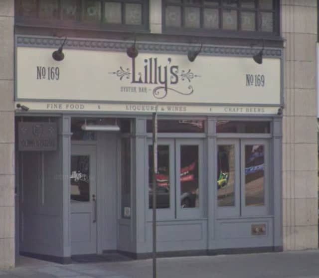 Lilly's, located at 169 Mamaroneck Avenue in White Plains