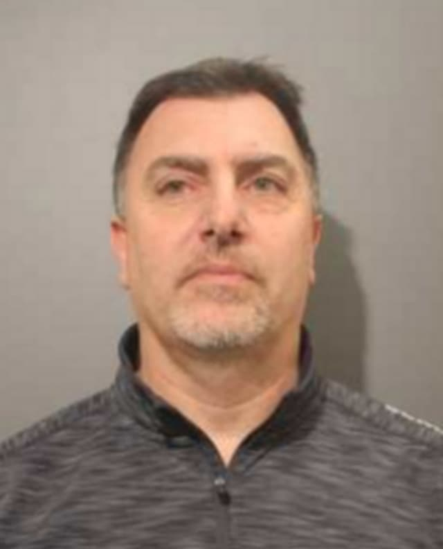 Stephen Masciotti, 55, of Ridgefield